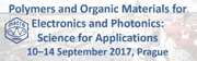 81st PRAGUE MEETING ON MACROMOLECULES